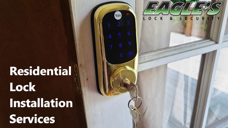 Proper Lock Installation For Residential Can Save You Time & Money - Eagle's Locksmith...