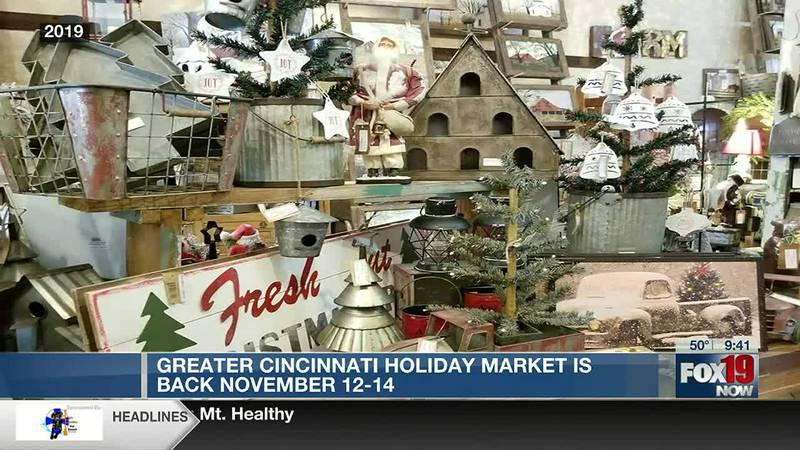 Greater Cincinnati Holiday Market 2021