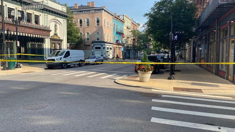 Police are investigating the shooting of a male in Over The Rhine Sunday afternoon.