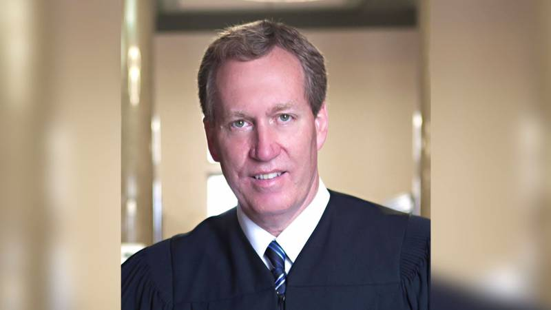"""Judge Ralph """"Ted"""" Winkler will be the judge who appoints a new, temporary member to..."""