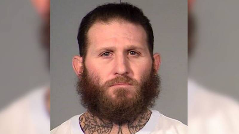 A manhunt is underway in Maricopa County, Arizona, for 30-year-old Clinton Hurley, a man wanted...