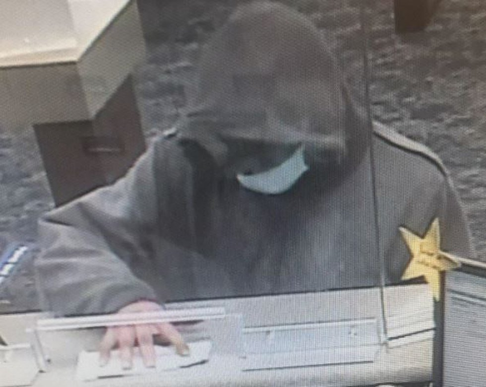 Fifth Third Bank robbery suspect