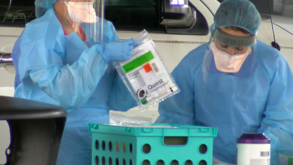Weeks away from an anticipated surge in coronavirus cases, Kentucky lags behind most of its...