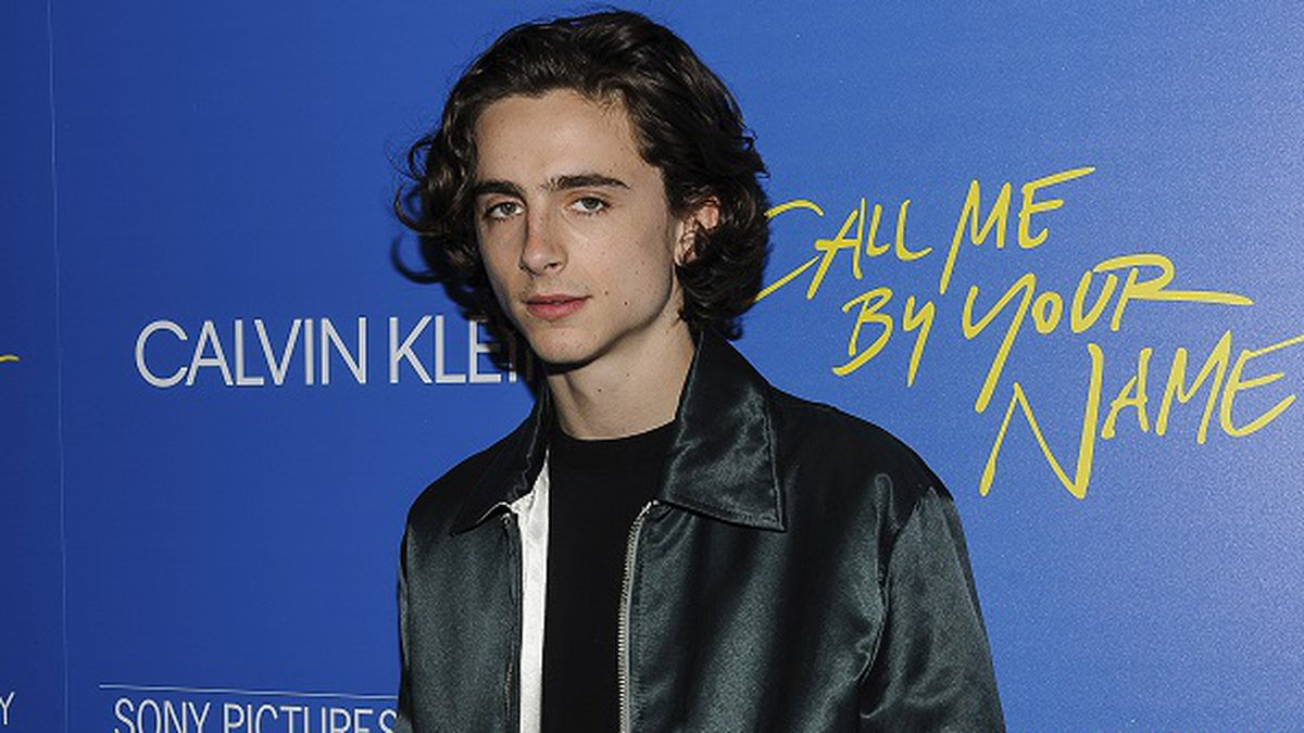 """Timothy Chalamet attends a special screening of """"Call Me By Your Name"""", hosted by Sony Pictures..."""