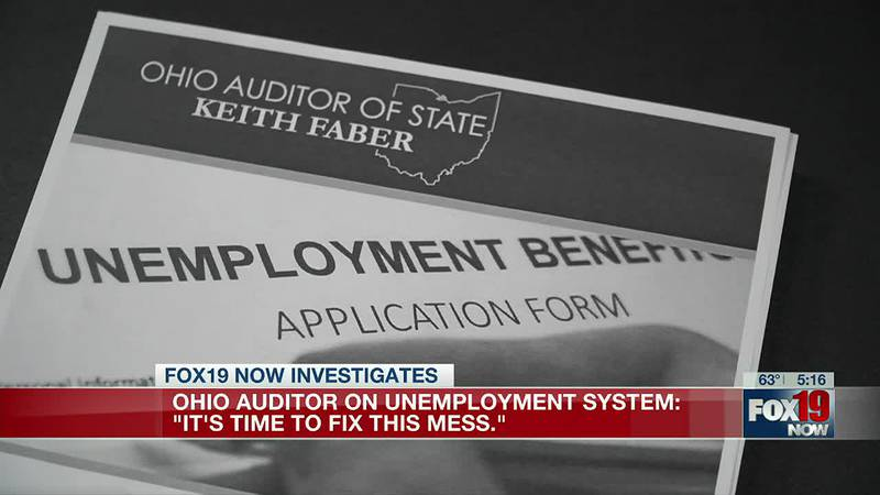 Outdated systems, overwhelming claims caused failure of Ohio's unemployment system, state...