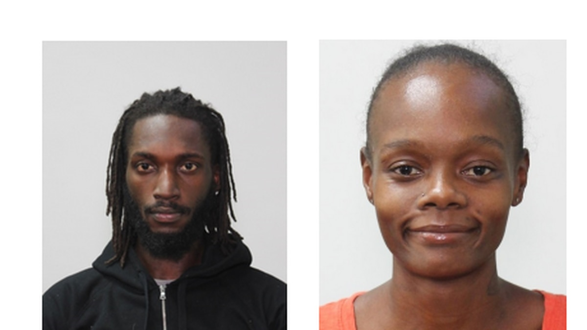 Cory and Ebony Boxley are missing with their four children.