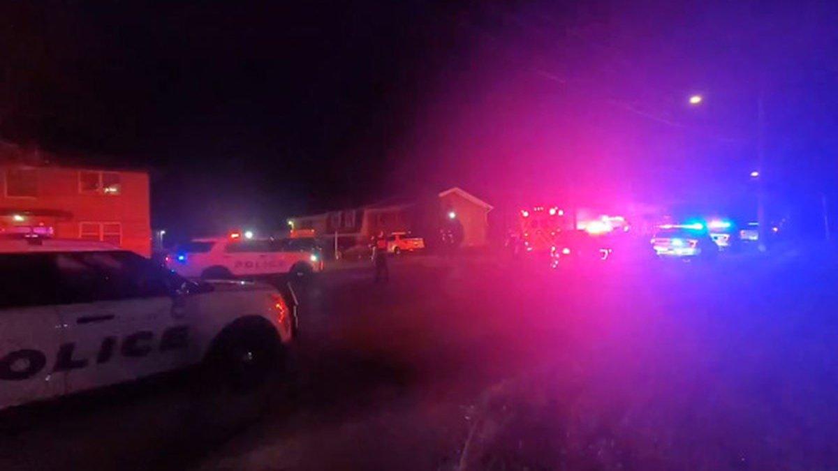 Four people were shot in Mt. Washington, Cincinnati police said.