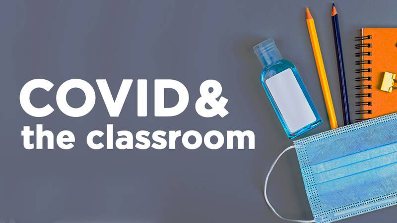 19 News Outbreak Alert Covid and the classroom