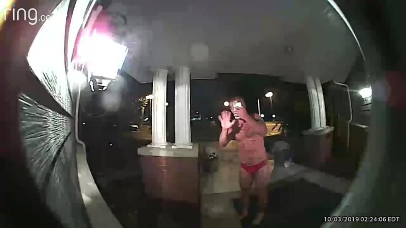 GF Default - Half-nude suspect trespassed at 2nd Kent State University sorority house, police say
