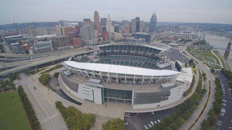 Paul Brown Stadium would be the host venue for World Cup games