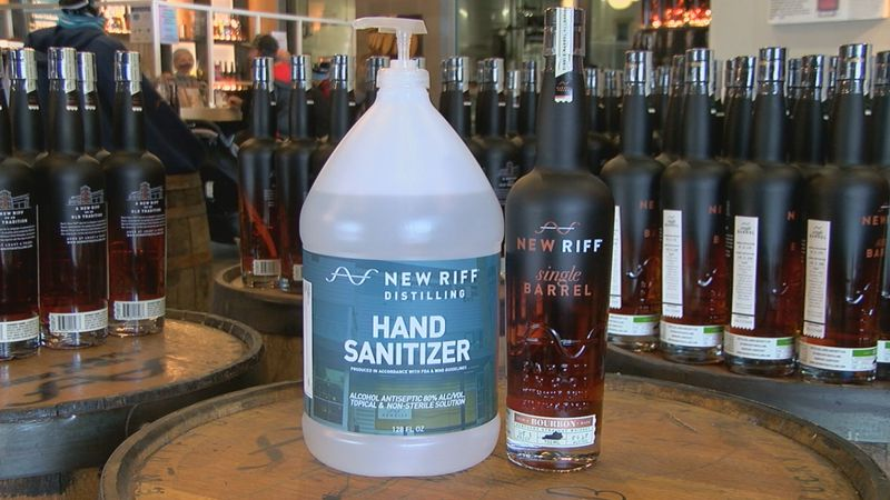 Local distilleries, like Newport's New Riff, say they were sent thousands of dollars in fees...
