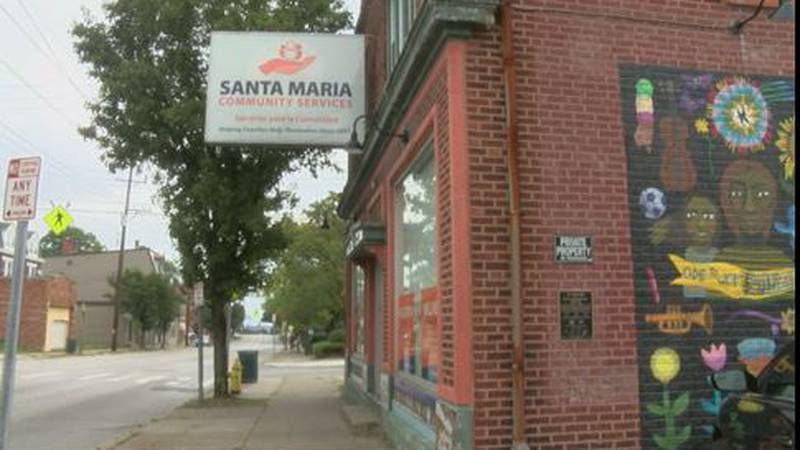 Santa Maria Community Services in East Price Hill