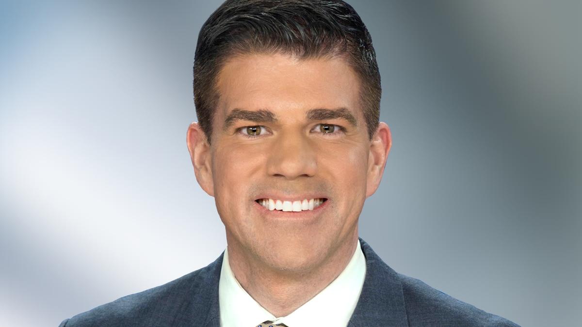 Dan Wells anchors the FOX19 Morning News