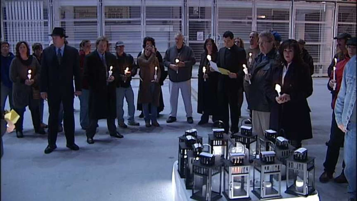 A memorial takes place for 1979 The Who Concert tragedy. File photo