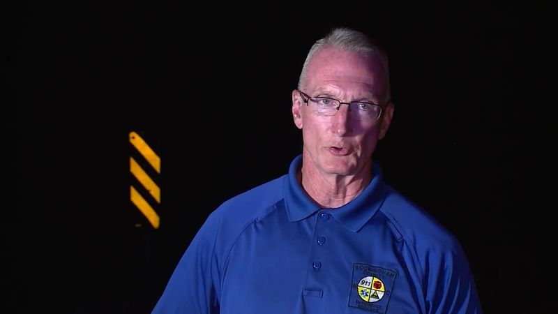 Rodney Cates, an emergency services director, urges people to be proactive when it comes to...