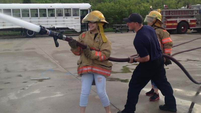 Citizens Fire Academy gives Colerain Township residents a unique look inside the life of...