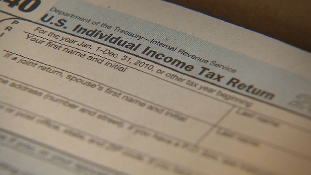 BBB warns of scams during tax season.