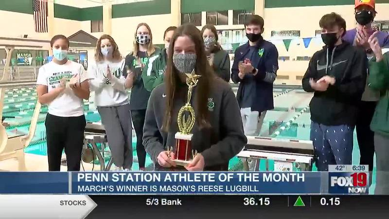 Penn Station Athlete of the Month: March