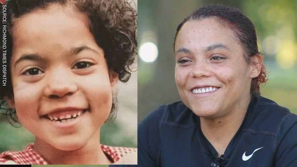 Kaylynn Stevenson says she has the DNA to prove she is Brittany Williams, a child who vanished...