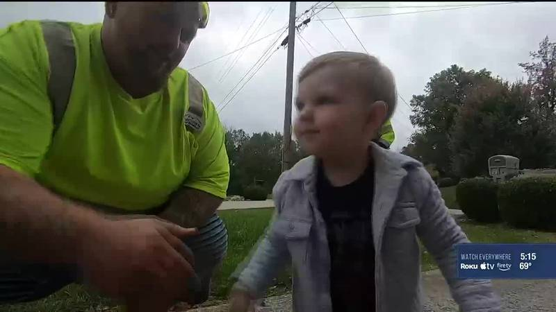 Patrick Gullion and two-year-old Isaac's bond is built on the innocence of a toddler and the...