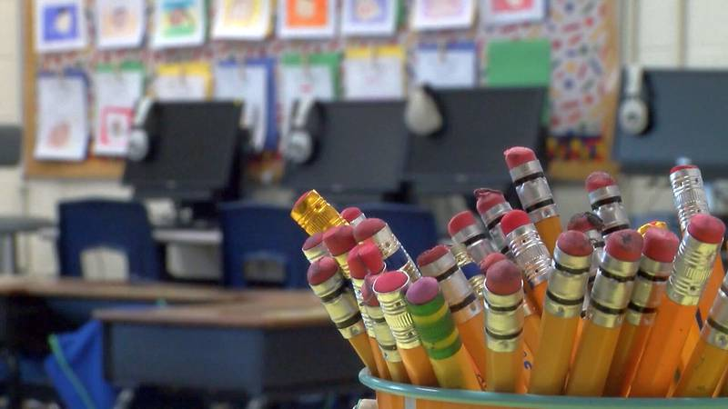 Multiple positions are open in the school districts.