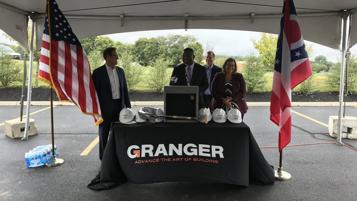 A groundbreaking ceremony was held Tuesday, Aug. 27 for the new Warren County Jail and...
