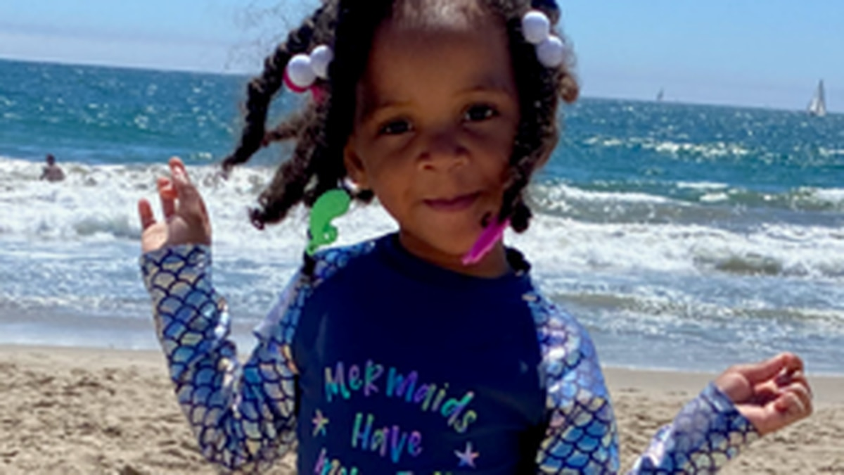 Trinity was in a shooting Friday. Her family now has to cope with her and her father's death.