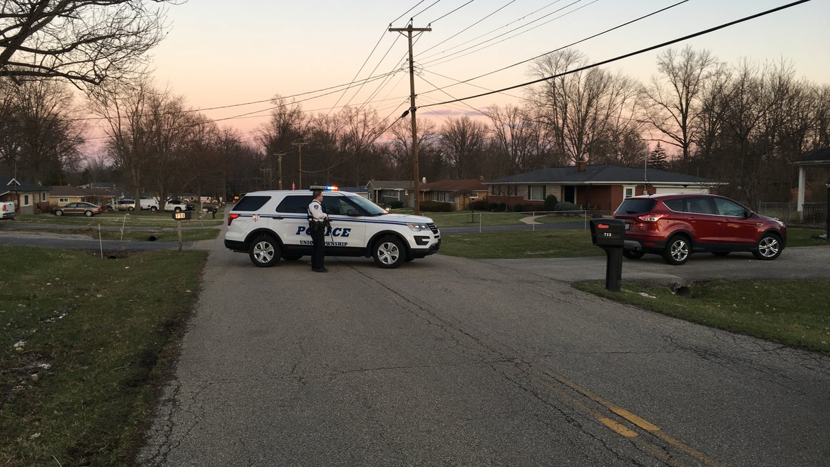 Union Township Police have been dispatched to a residence where an individual has barricaded...