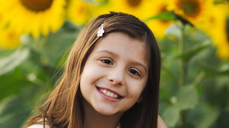 Ten-year-old Oliviah Hall has been battling a brain tumor for over a year.