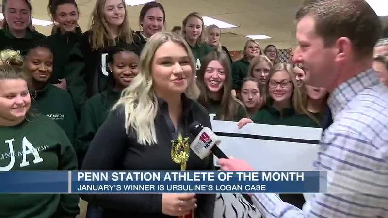 Penn State Athlete of the Month - January