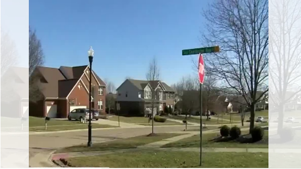 The three-year-old boy was walking with his sibling to the bus stop when the incident happened.