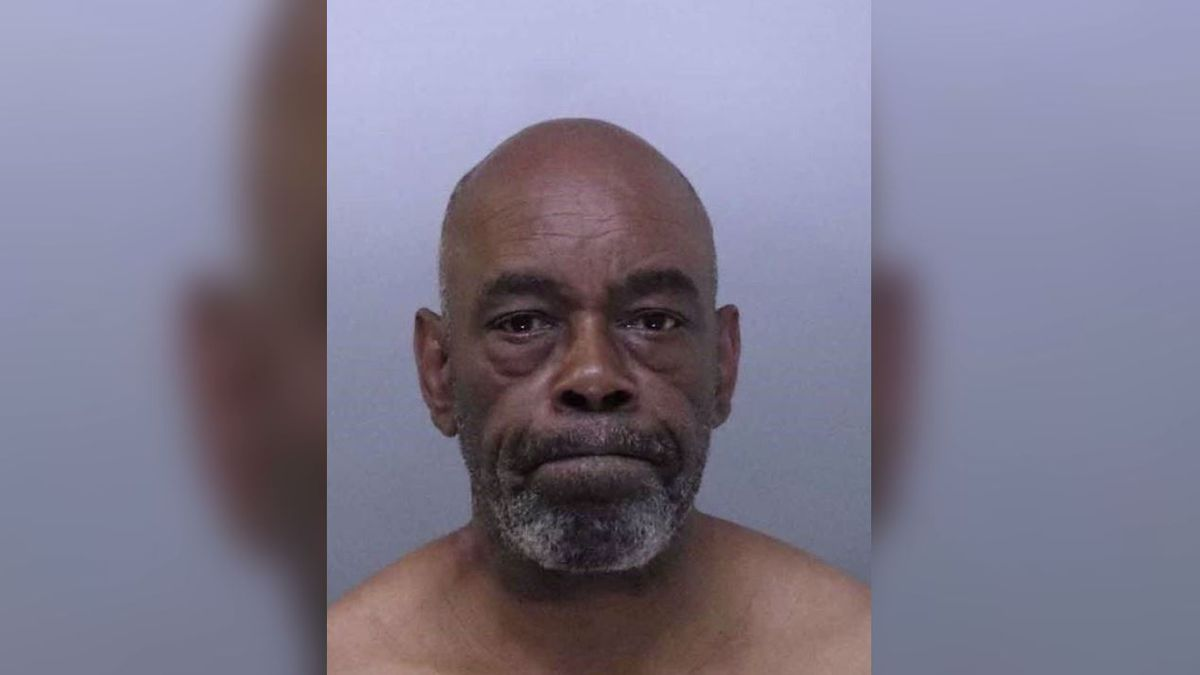 Reading police say Andrew Heard, 63, was charged after he waived a gun around and pointed at...