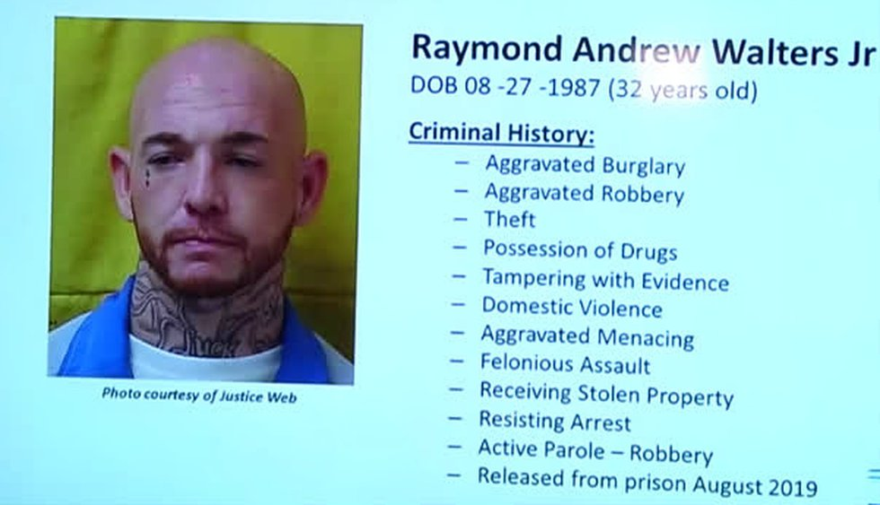 Raymond Walters Jr.
