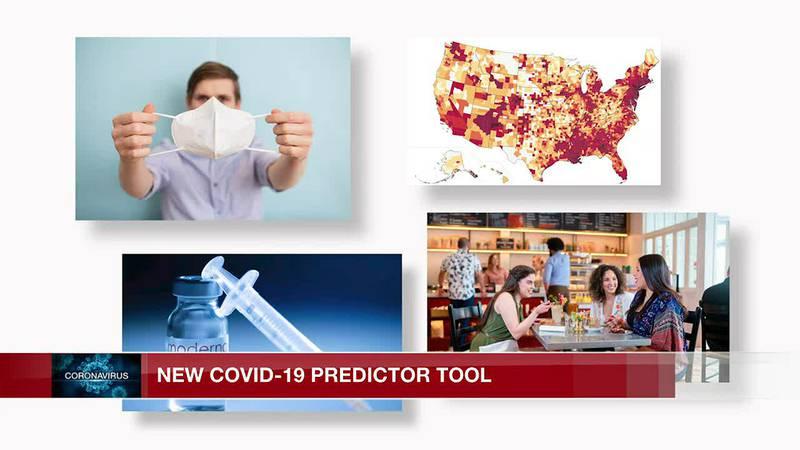 Allworth Advice: New COVID-19 predictor tool