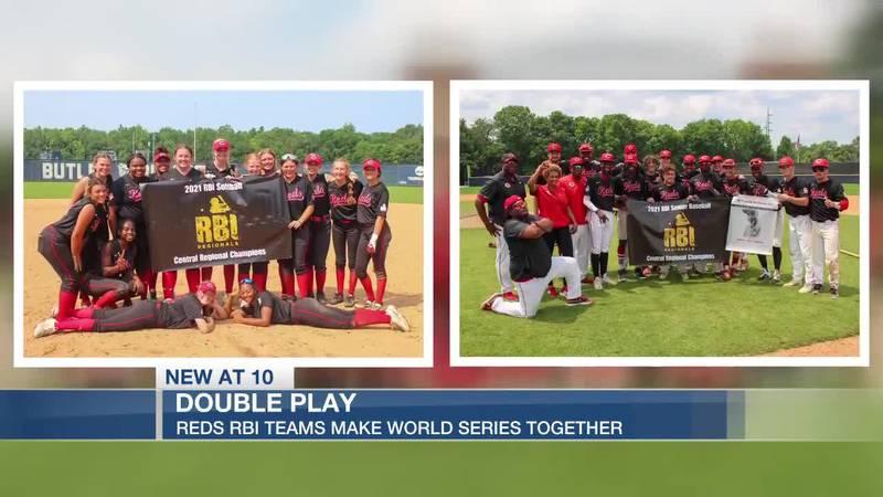 Reds RBI teams advance to World Series in same season