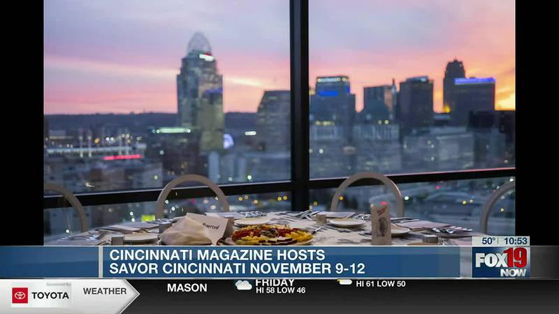 Cincinnati Magazine Hosts Savor Cincinnati: 'Chef's Table' Fall 2021 Edition, November 9-12