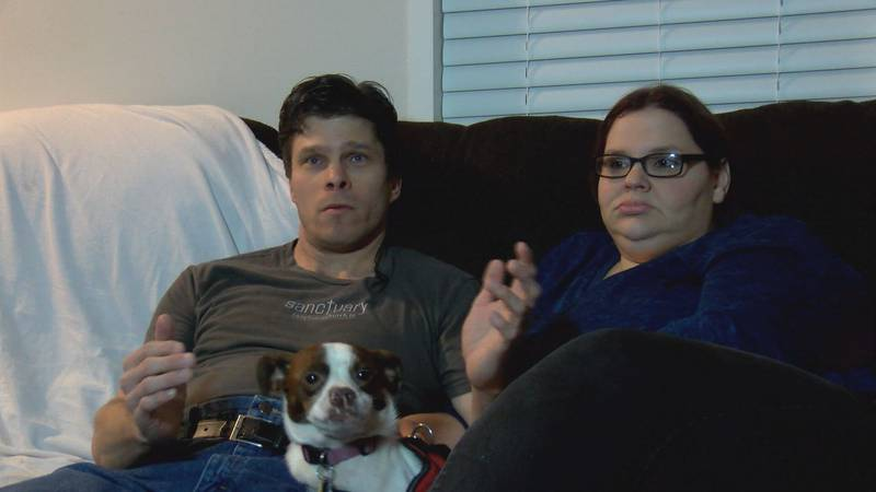 Duane Spencer and his fiancé Elizabeth Carr are just taking it one day at a time, but they've...