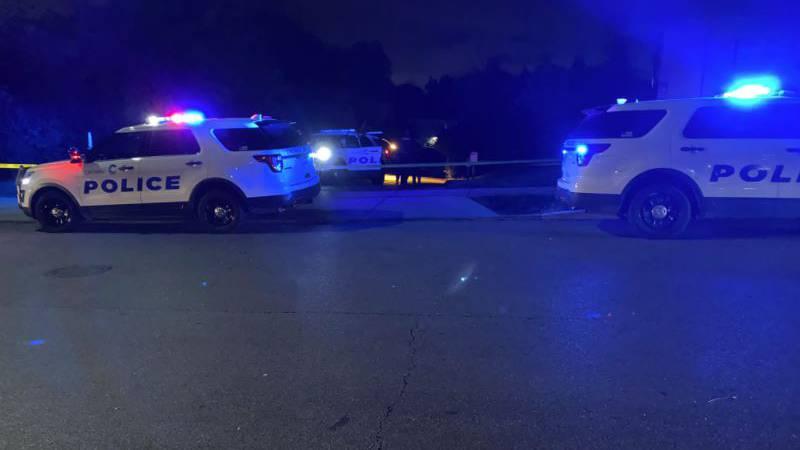Cincinnati police conduct a death investigation in Hawaiian Terrace.