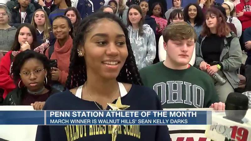 March's Penn State Athlete of the Month is Walnut Hills' Sean Kelly Darks
