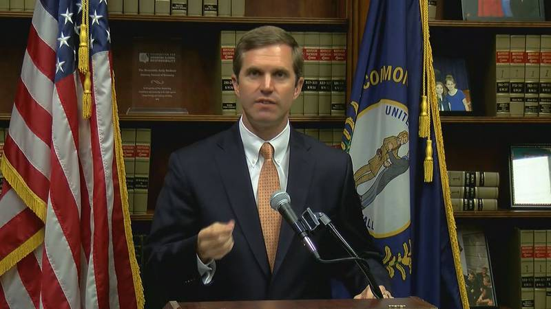 Kentucky Attorney General Andy Beshear announced Sept. 26, 2019 that his office would be...