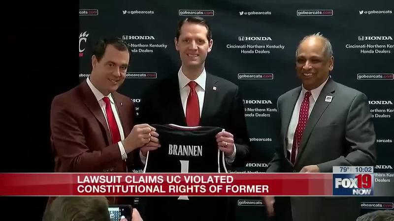 Ex-coach Brannen files lawsuit against UC