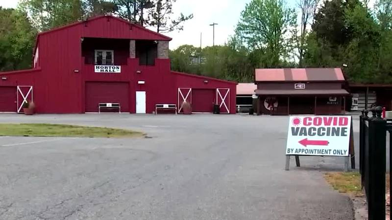 3rd state temporarily shuts down Johnson & Johnson vaccination site after several people suffer...