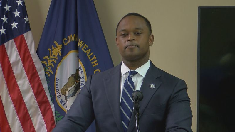 Kentucky Attorney General Daniel Cameron opened his highly-anticipated news conference Thursday...