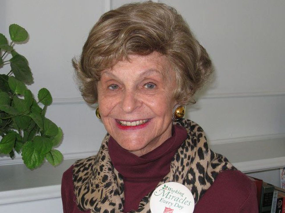 Mary Middleton (Source: Salvation Army)