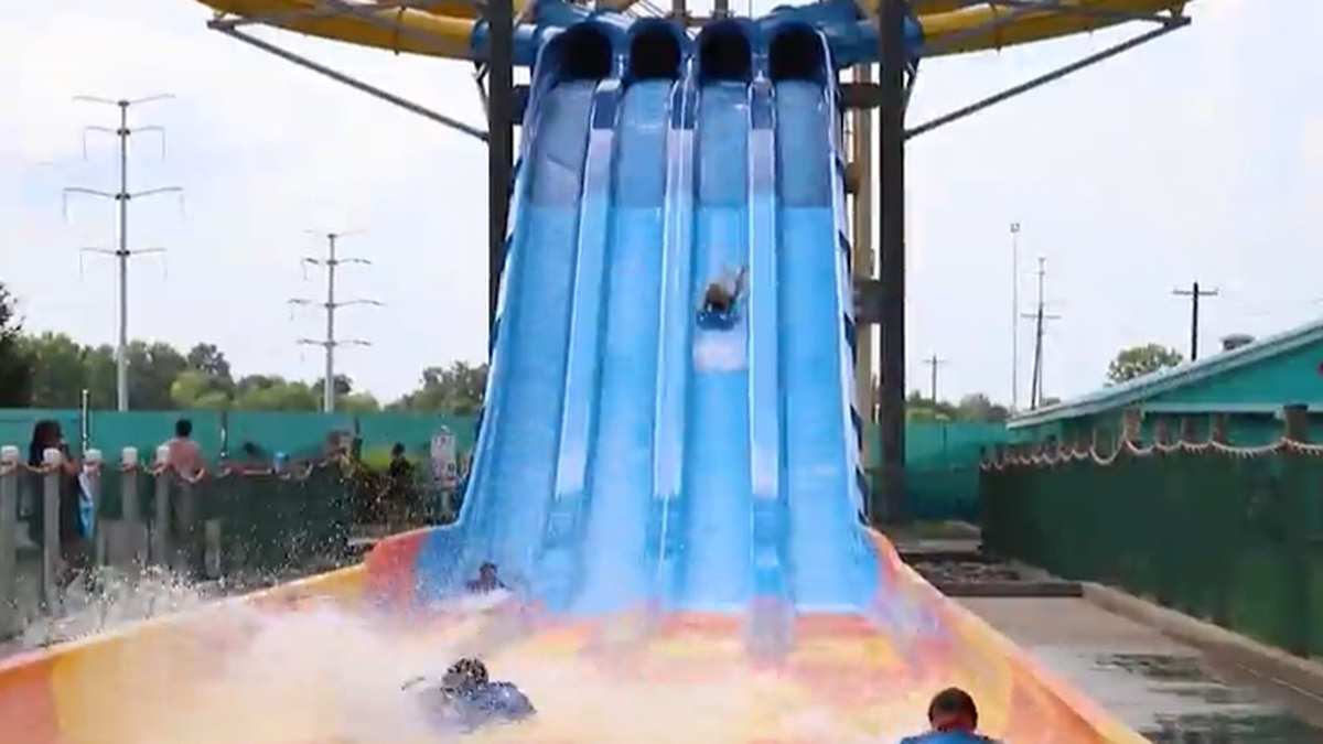 Families can splish and splash on more than 50 water activities at Soak City. It will reopen...