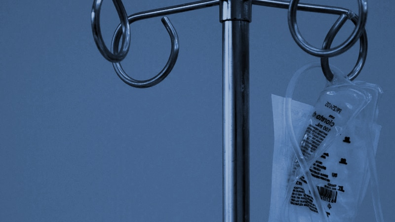 Wednesday had the highest number of hospitalizations since the pandemic started for Indiana.