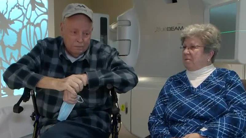 19 for a Cure:  Man says he's not going to let lung and brain cancer stop him from living his...