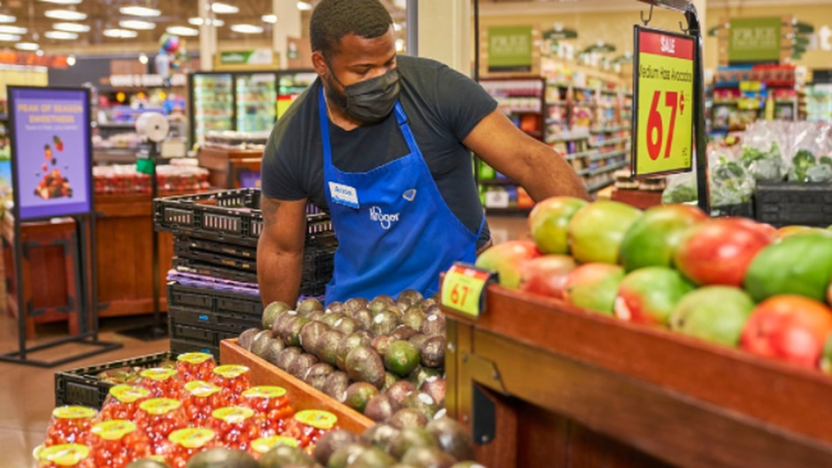 Kroger officials said Wednesday they plan to hire 20,000 associates for the holiday season at...