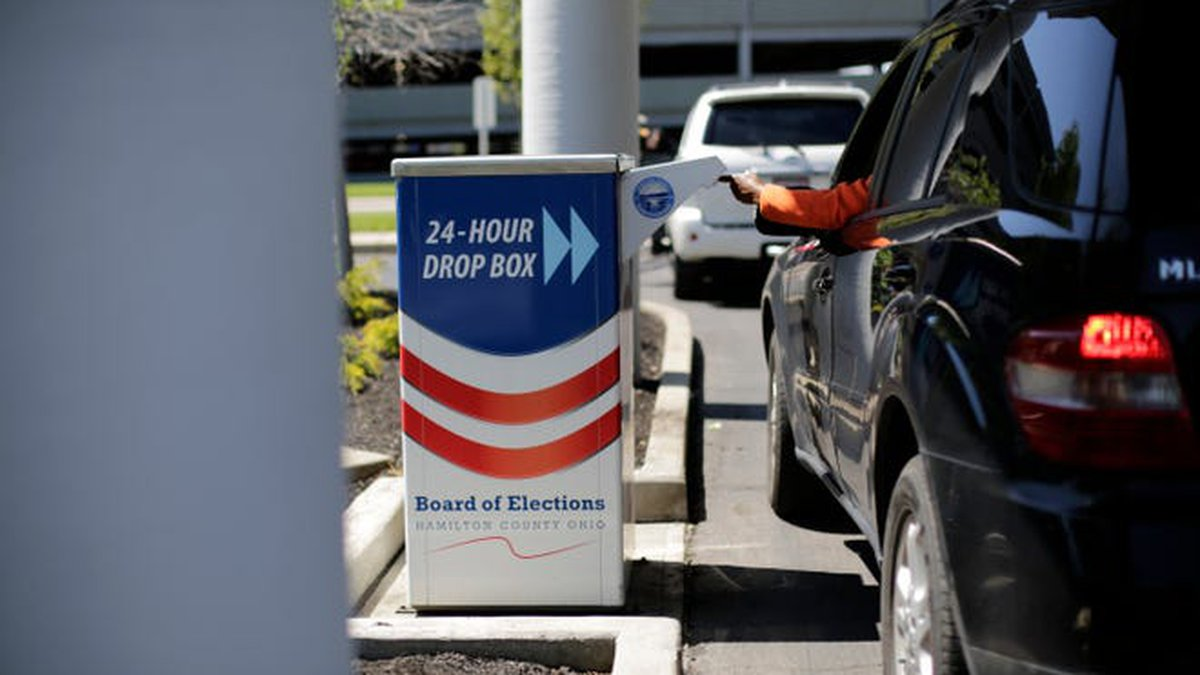 Ohio Sec. of State Frank LaRose decided county boards of elections can have more than one...