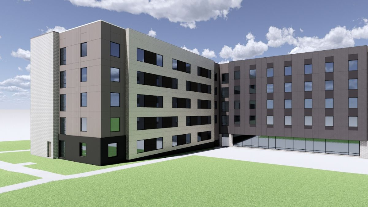 Northern Kentucky University is building its first new student housing project since 2003.